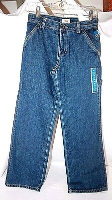 Circo Blue Jeans Zippered 5-Pocket Unisex Size 12 Relaxed New