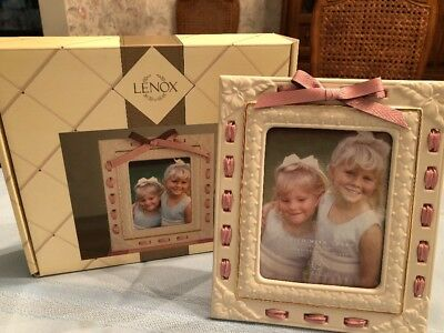 """Lenox Tied With Love Felicity Frame 4""""x5"""""""