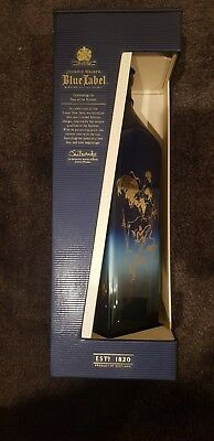 Johnnie Walker Blue Label Zodiac Year of the Rooster 750ml Scotch  Whisky
