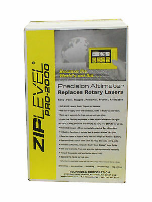 (Closeout) Ziplevel PRO-2000 High Precision Altimeter