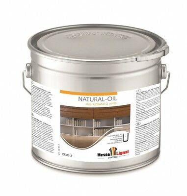 Hesse Lignal NATURAL-OIL OE 83-2 Farblos matt