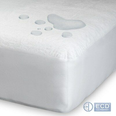 Mattress protector cover topper cotton and PU bed mattress pads soft 120-220cm