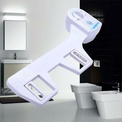 Non-Electric Self Cleaning Water Bidet Toilet Attachment Spray Bathroom Seat