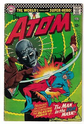 DC Comic ATOM Silver age  #25 VGF  superman 1966