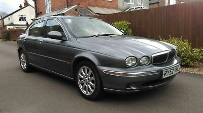 JAGUAR X-TYPE 2.5 V6 SE AUTO LEATHER, Full Jag Service History, Used everyday