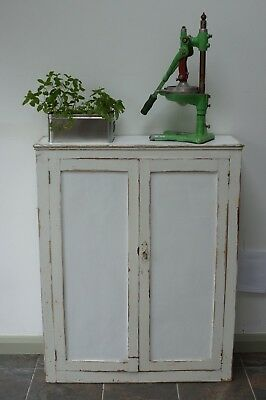 Cupboard Kitchen Cabinet French Chic Antique Vintage - We Can Deliver