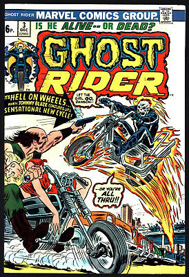 GHOST RIDER #3 vs SON OF SATAN WHITE PAGES