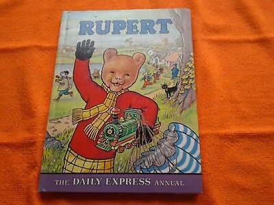 Rupert The Bear Annual 1976 - Daily Express