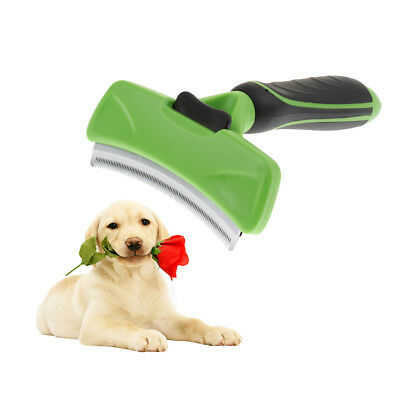 PET CARE Deshedding Tool & Pet Grooming Brush for Large, Medium& Small Dogs Cats
