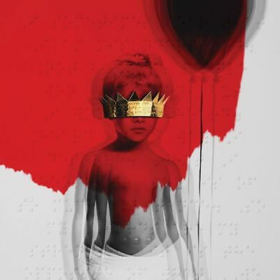 Rihanna - Anti  Deluxe Version CD (New)
