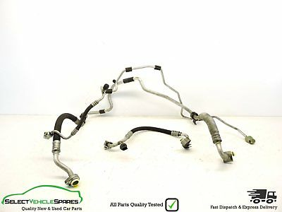 Vw Eos/golf Mk5 Gti 2.0 Tfsi Set Of Air Conditioning Pipes / Air Con Hoses 04-08