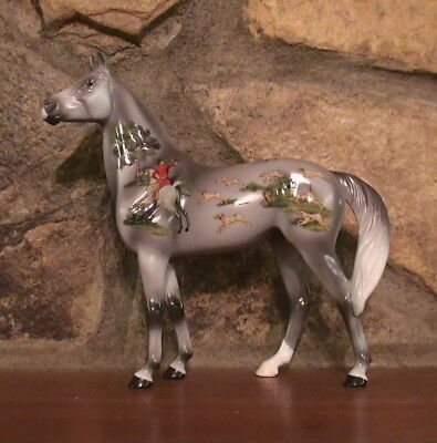 Breyer   Tally Ho   2005 Fine Porcelain   Beautiful