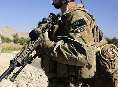 ELITE PROFESSIONALS CJSTOF SSI: Australian SAS-R Special Forces in Afghanistan