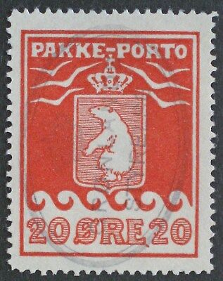 1915 Greenland Used Q6; P9I; Thick Paper; GRØNLANDS STYRELSE