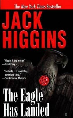 The Eagle Has Landed by Jack Higgins 9780425177181 (Paperback, 2000)