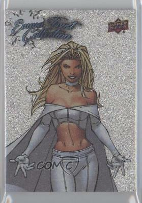2016 Upper Deck Marvel Gems Collection #EFC-3 Emma Frost Non-Sports Card 2a8