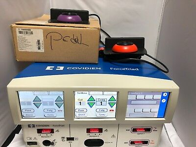 Covidien Valleylab Force Triad Electrosurgical /CALIBRATED Biomedical Tested