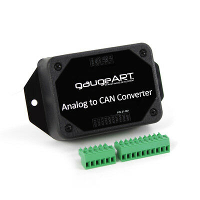 31-001 gaugeART ANALOG TO CAN CONVERTER