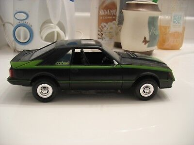 Tag Sale!! 1981 Ford Mustang Dealer Promo Nice!! Best Offers