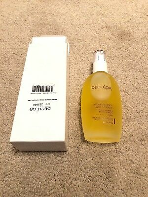 DECLEOR AROMASSENCE ROSE D'ORIENT 50ml Soothing Serum Salon Size New