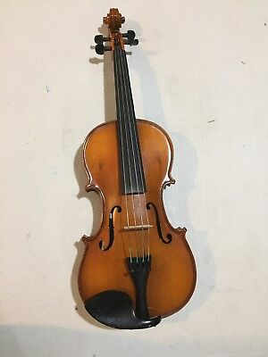 Old antique vintage violin French ltalien German