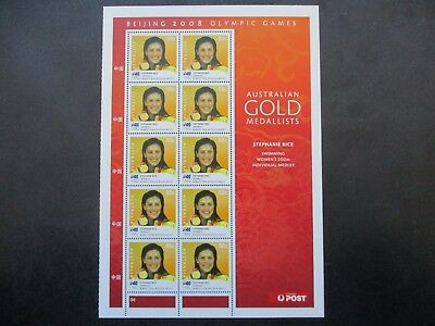 Australian Decimal Stamps MNH: Minisheets (Early & Recent) - Great Item! (H4341)
