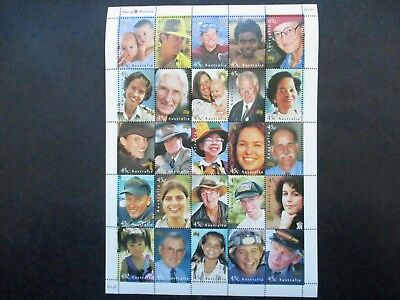Australian Decimal Stamps MNH: Minisheets (Early & Recent) - Great Item! (H4351)