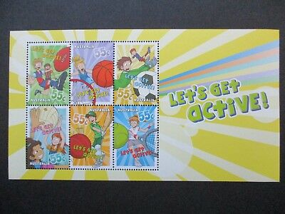 Australian Decimal Stamps MNH: Minisheets (Early & Recent) - Great Item! (H4338)
