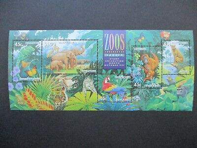 Australian Decimal Stamps MNH: Minisheets (Early & Recent) - Great Item! (H4362)