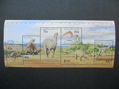 Australian Decimal Stamps MNH: Minisheets (Early & Recent) - Great Item! (H4363)
