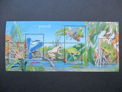 Australian Decimal Stamps MNH: Minisheets (Early & Recent) - Great Item! (H4353)
