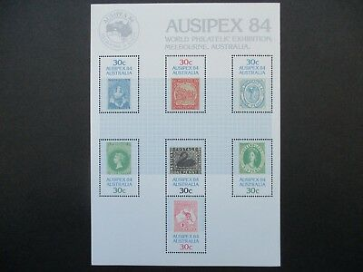 Australian Decimal Stamps MNH: Minisheets (Early & Recent) - Great Item! (H4369)