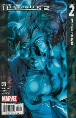 Ultimates 2 (2005 series) #2 in Very Fine + condition. Marvel comics