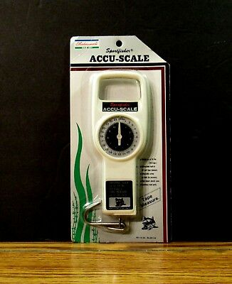NEW Vintage Accu-Scale 24lb Scale and Tape