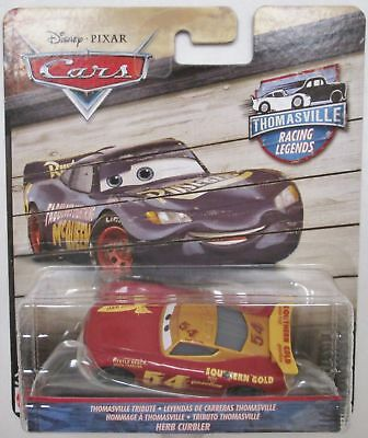 Voiture Disney Pixar Cars Thomasville Herb Curbler