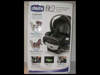 BRAND NEW Chicco Fit2 Infant & Toddler Car Seat in Terazza