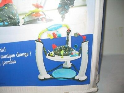 c19f2bba7ff NEW EVENFLO EXERSAUCER Jump and Learn Stationary Jumper Jam Session 61731199
