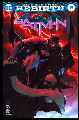Batman #19 Rebirth Jim Lee Special Convention Exclusive Variant Cover