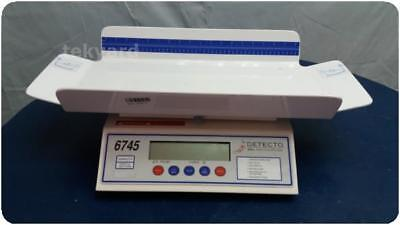 Detecto 6745 Digital Infant Scale ! (208976)