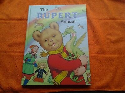 Rupert The Bear Daily Express Annual 2004