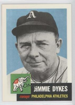 1991 Topps Archives The Ultimate 1953 Set #281 Jimmie Dykes Baseball Card