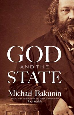 God and the State by Mikhail Bakunin 9780486224831 (Paperback, 1970)
