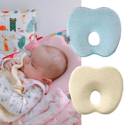 Baby Protective Pillow Baby Head Shaping Memory Foam KEEP Infant's Very Soft