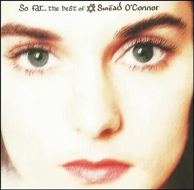 Sinead O'Connor Very Best Greatest Hits Collection RARE CD 90's Celtic Rock Pop