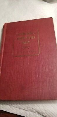 1947  Guide Book of United States Coins 1st Edition 2nd Printing Yeoman Red Book