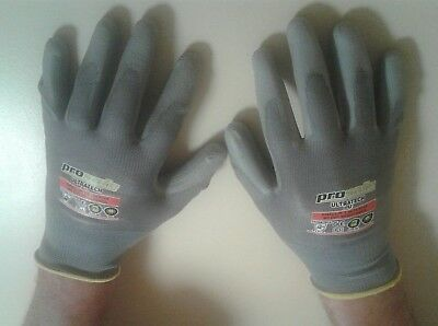 Prosafe Ultratech - General Purpose Gardening Safety Work Gloves. Brand New
