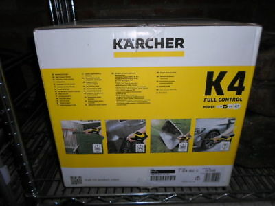 Karcher K4 Full Control Pressure Washer - New in unopened box