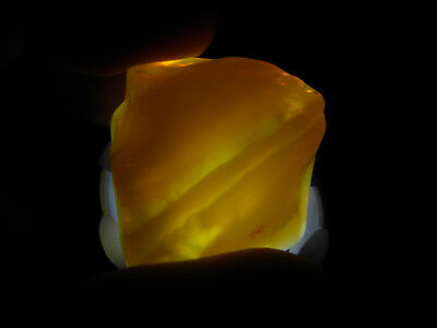 Nice Natural Rough Coober Pedy Jelly Crystal Opal Nice Base Colour  88,25 Cts