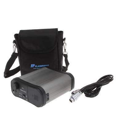 Flashpoint Rechargeable Battery Pack for M Series Monolights - SKU#1039544