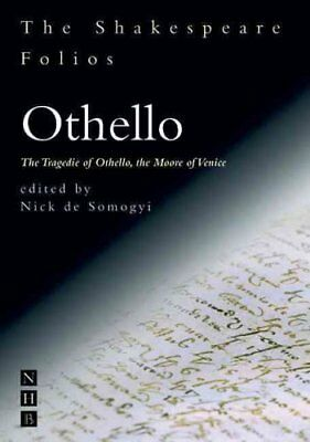 Shakespeare Folios: Othello by William Shakespeare (Paperback, 2002)